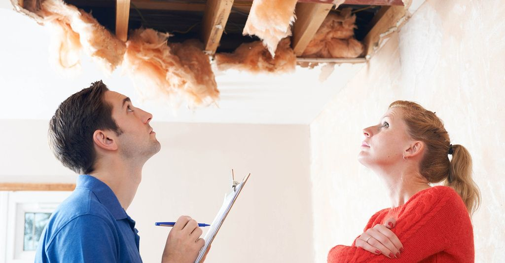 A property restoration professional in Sunnyvale, CA