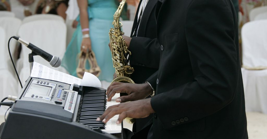 Find a wedding jazz band near Queens, NY