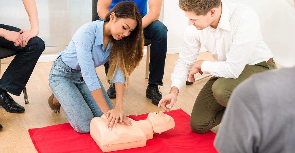 Find a First Aid Instructor near you