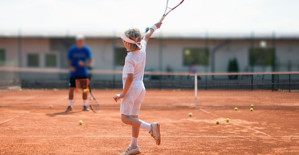 Find a private tennis instructor near you