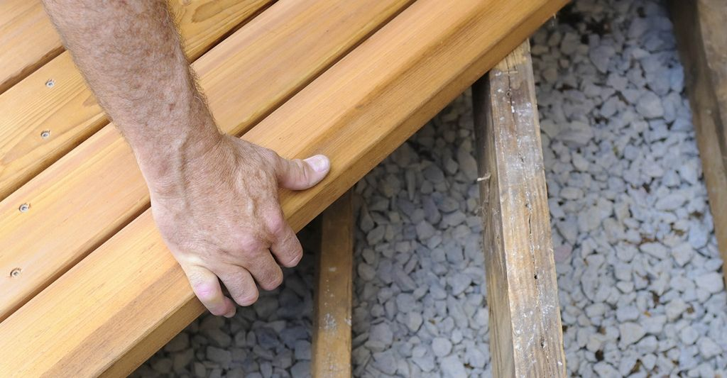 Find a decking professional near you