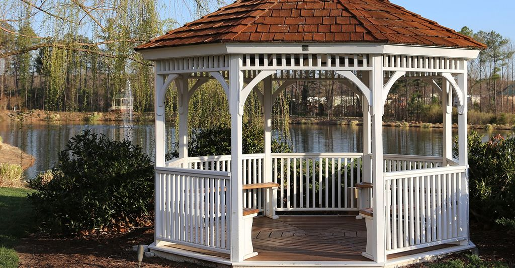 Find a gazebo installer near Sacramento, CA