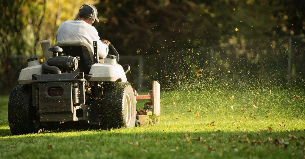 Find a professional lawn care service near you