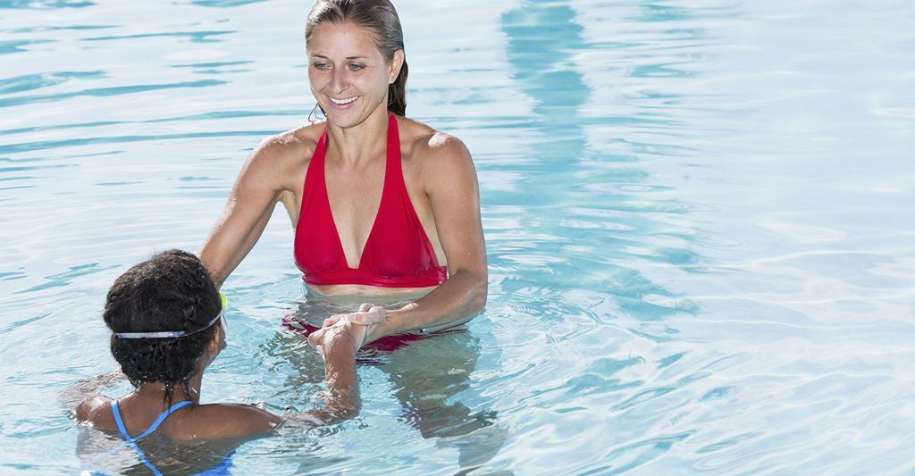 Find a swimming lessons instructor near Sandy Springs, GA