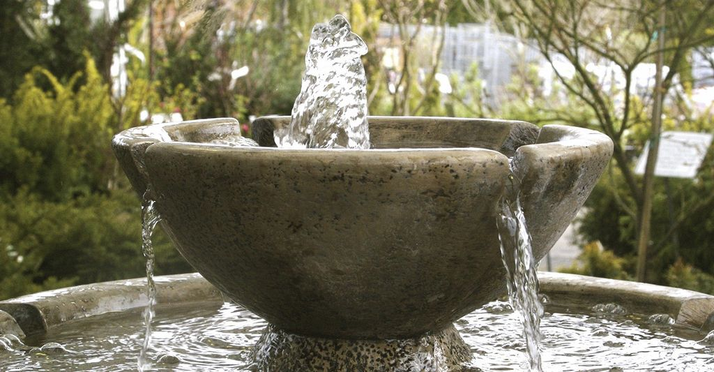 A water feature professional in Lynnwood, WA