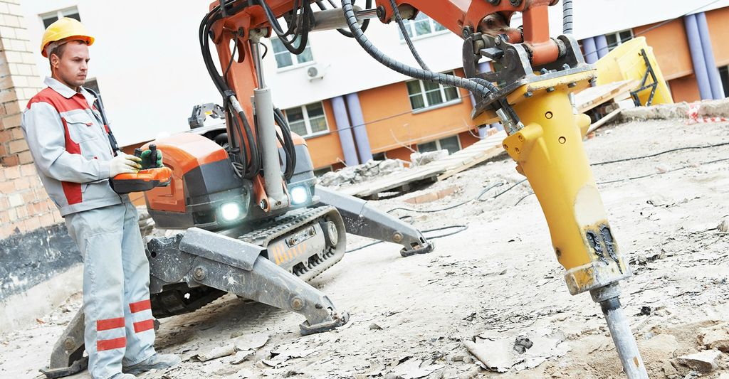 Find a concrete removal professional near Cupertino, CA