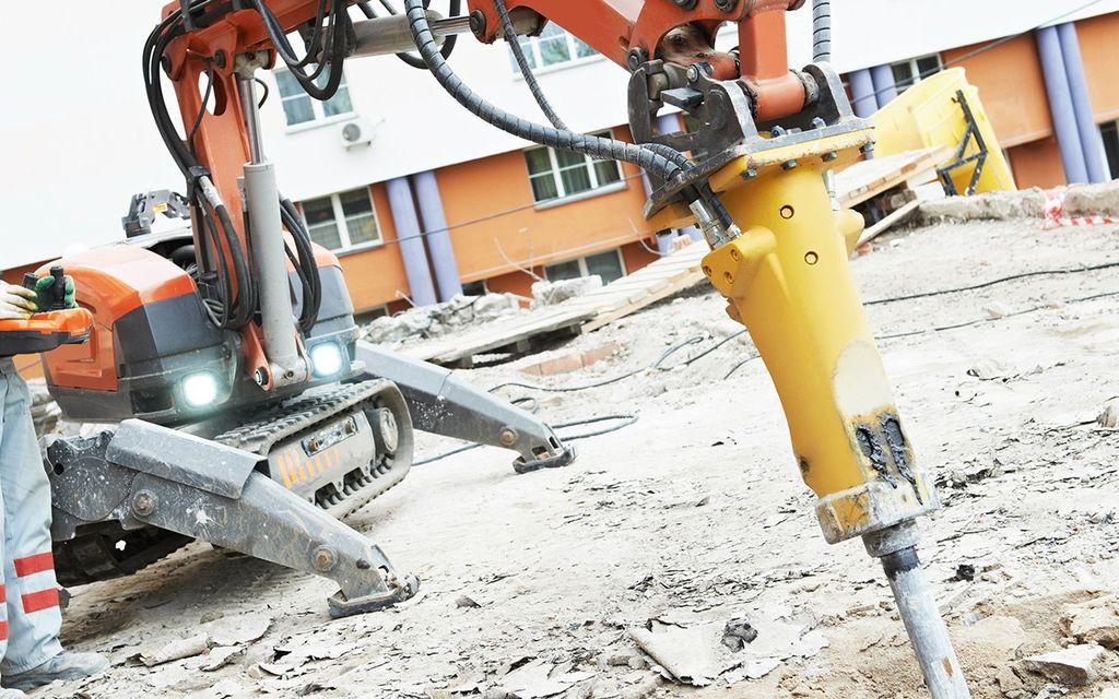 Concrete removal cost