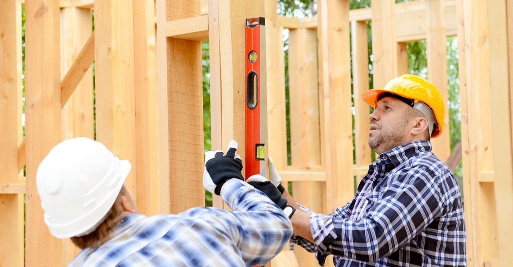 A framing contractor in Chaska, MN