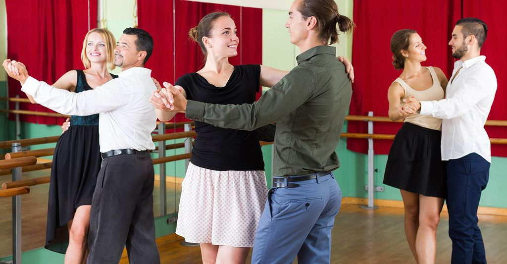 A ballroom dance instructor in Ferndale, MI