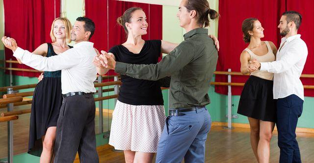 Ballroom Dance Lessons Near Me