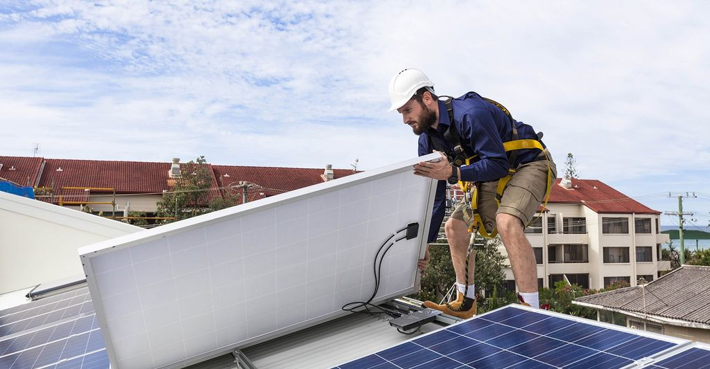 Find a solar panel company near you