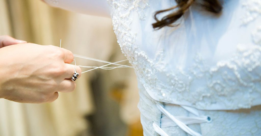 Find a wedding dress seamstress near you