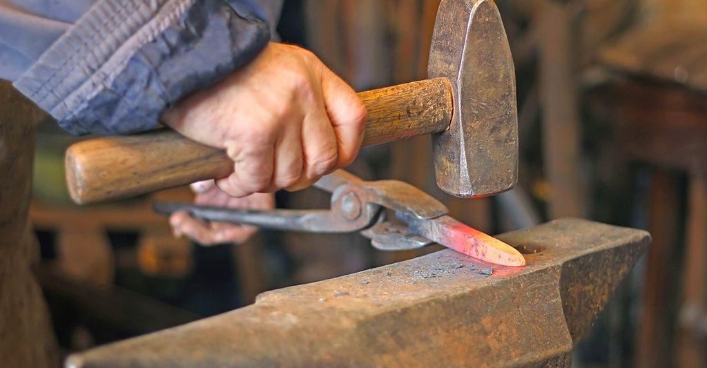 Find a Blacksmith near you