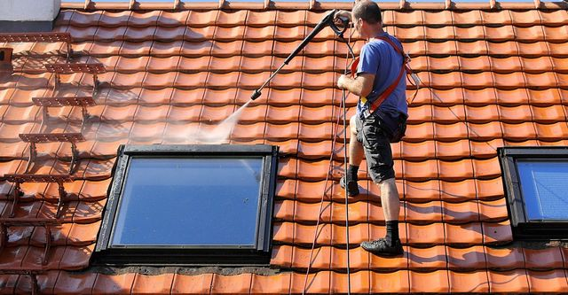 Roof Cleaning Puyallup Wa