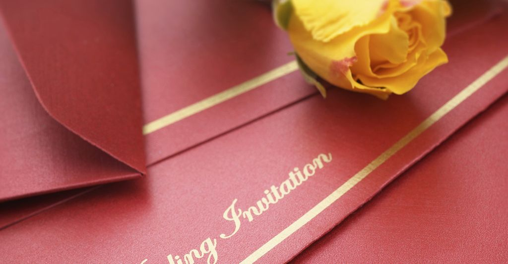 A wedding invitation service in Denver, CO