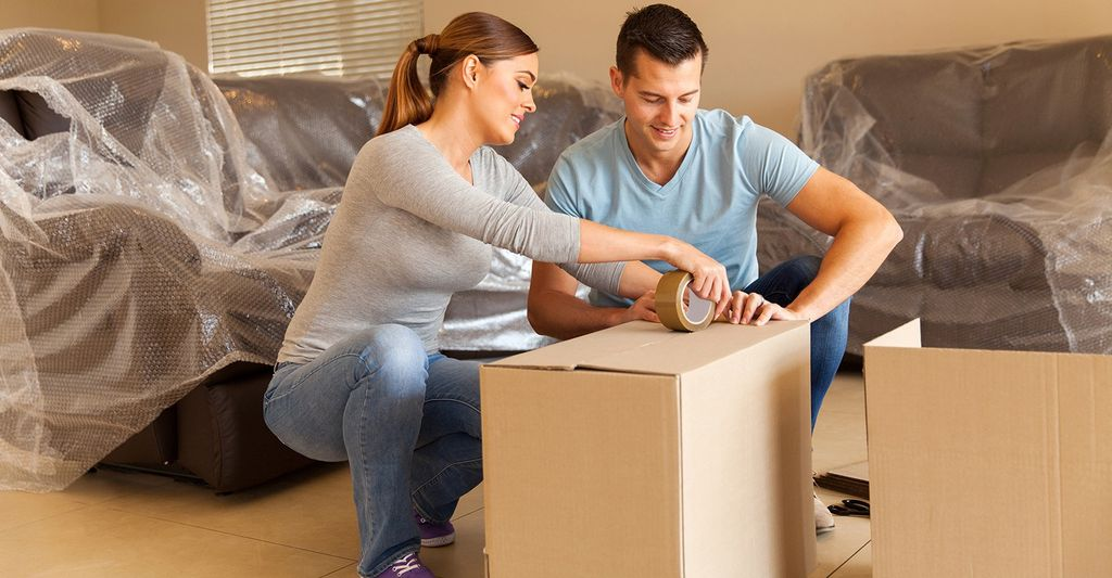 Find a packing service near Irvine, CA