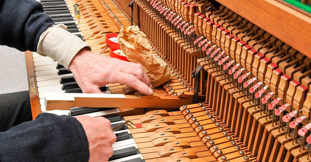 Find a Piano Tuning Professional near West Chester, PA