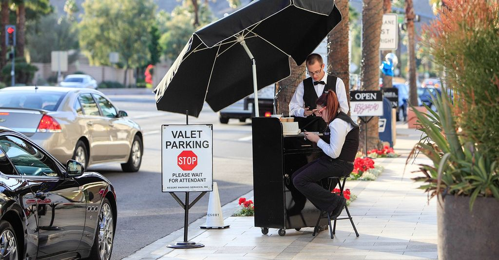 Find a Valet Parking Professional near Arcadia, CA