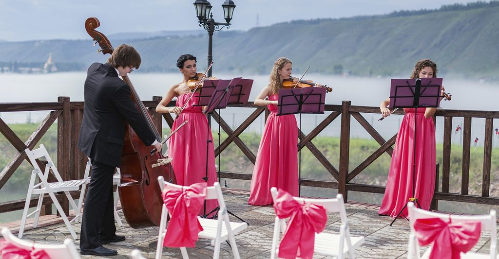 Find a wedding musician near you