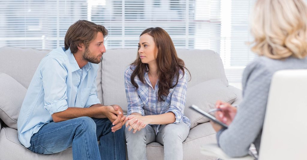 A marriage and family counselor in Denver, CO
