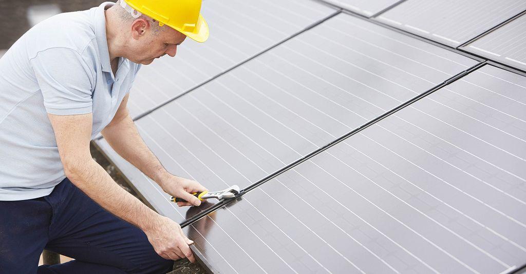 Find a solar panel repair professional near Marietta, GA