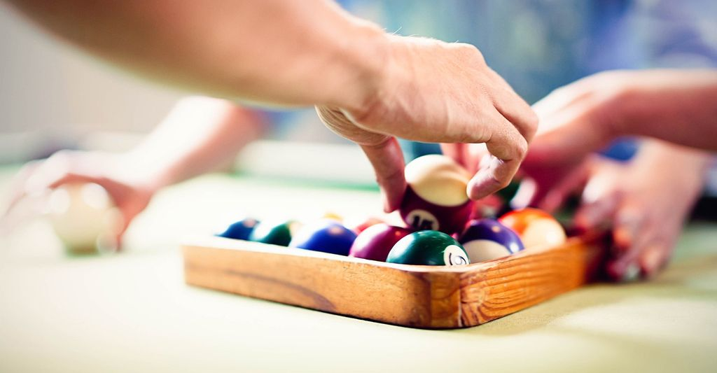 A pool table installer in Denver, CO