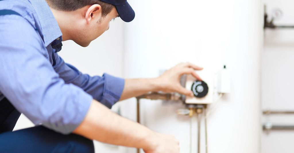 A water heater repair professional in Whittier, CA