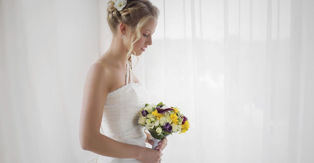 Find a bridal portrait photograper near Sunnyside Gardens, NY