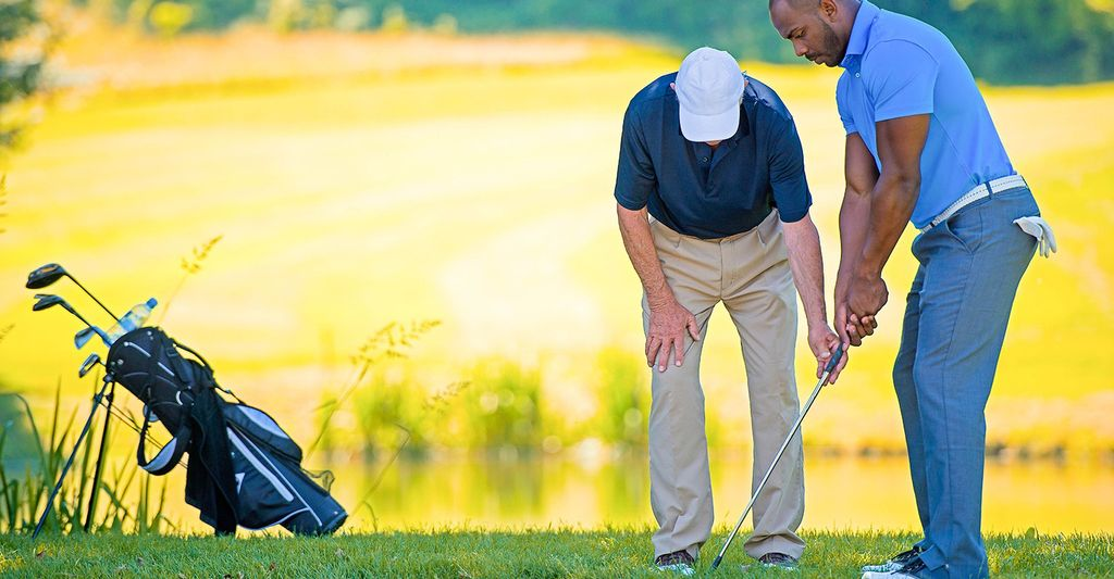 Find a golf instructor near you