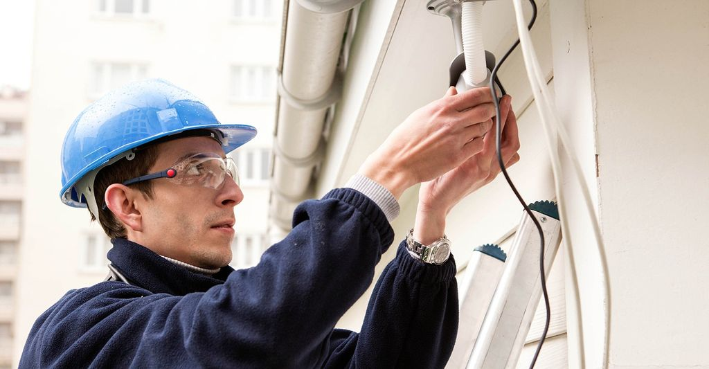 Find a surveillance camera install and repair professional near Hoboken, NJ