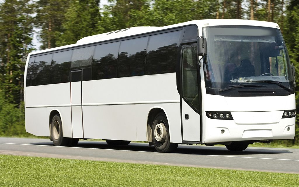 Charter bus prices