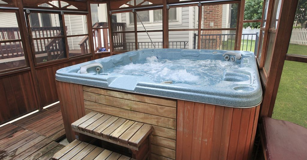 Find a hot tub repairer near Fredericksburg, VA