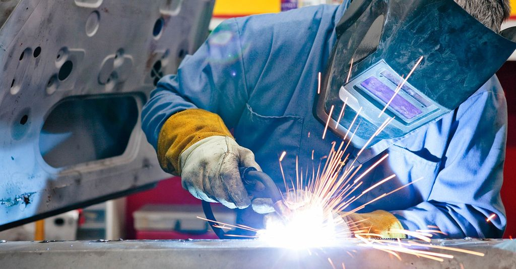 Find a welder near Michigan City, IN