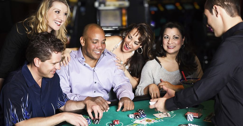 Find a casino night renter near Queens, NY