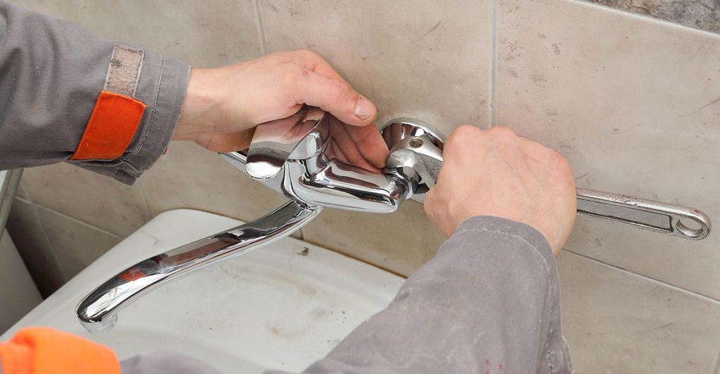 Find a faucet repairer near you
