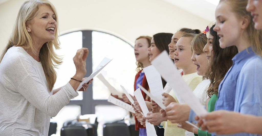Find a singing lesson for kids near Brookhaven, GA