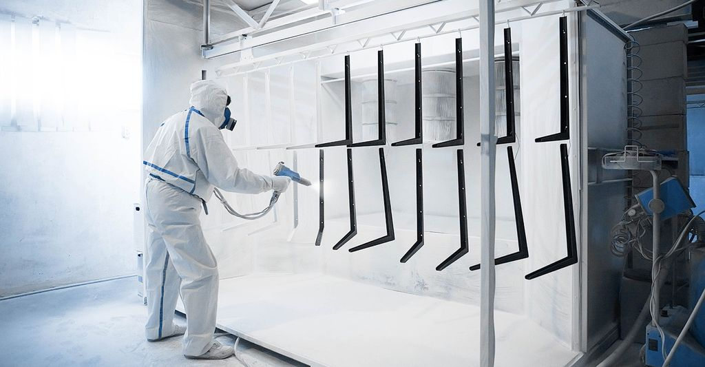 Find a powder coating service near Norman, OK