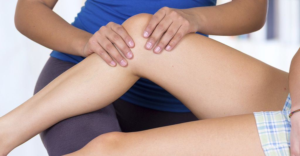 A sports massage therapist in Douglasville, GA