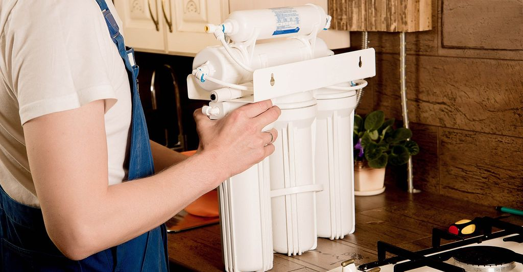 Find a water softener installer near you
