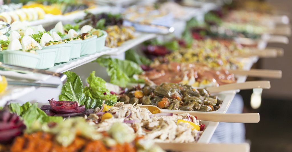 Find a catering delivery company near Alexandria, VA