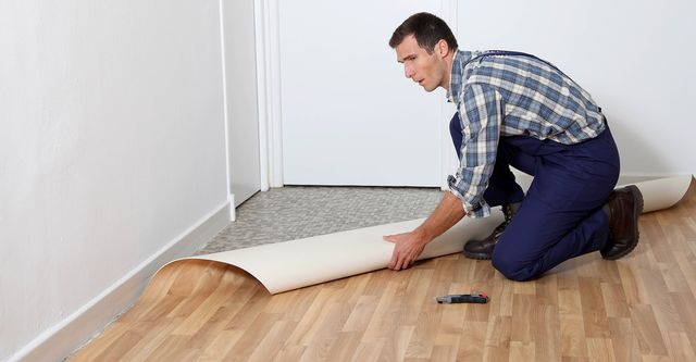 Vinyl Floor Tile Installation Services