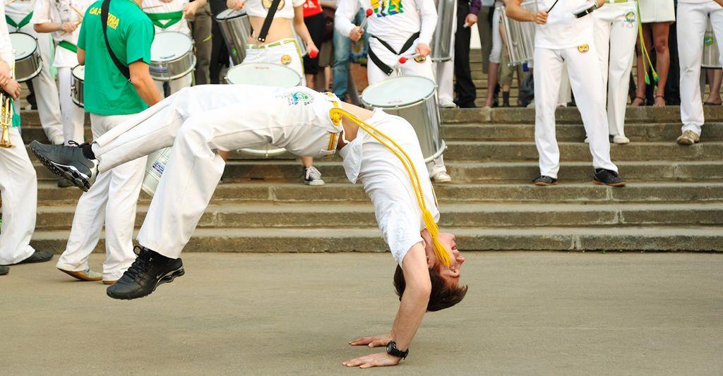 Find a Brazilian Jiu-Jitsu Instructor near you