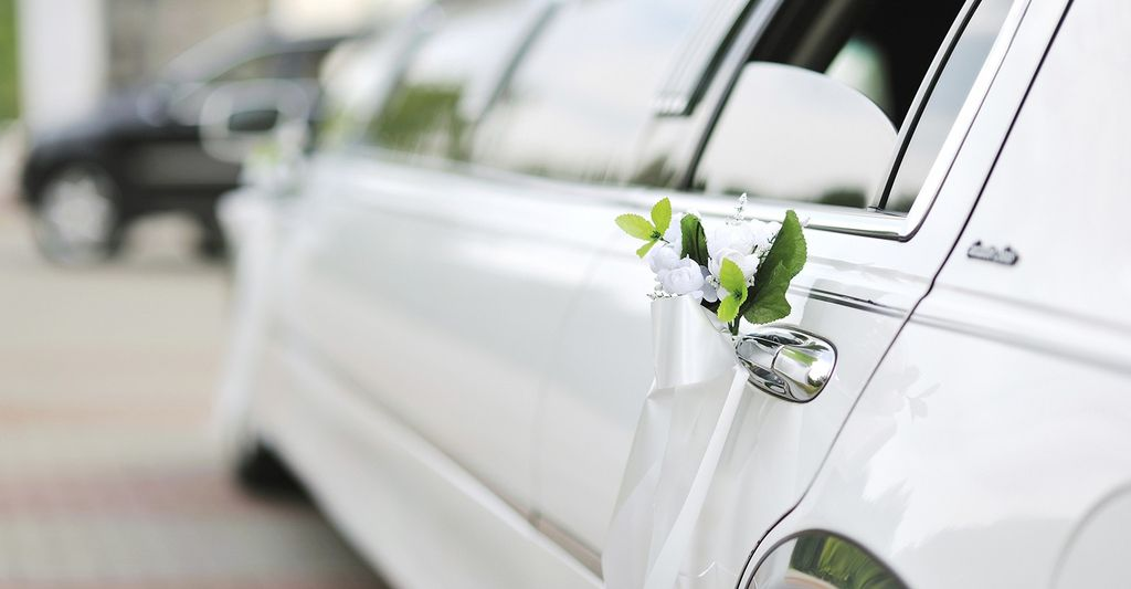 A wedding limousine driver in Denver, CO