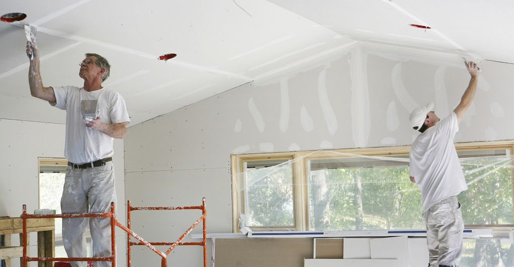 Find a popcorn ceiling remover near Brookhaven, GA