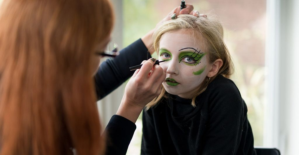 Find a halloween face painter near Marietta, GA