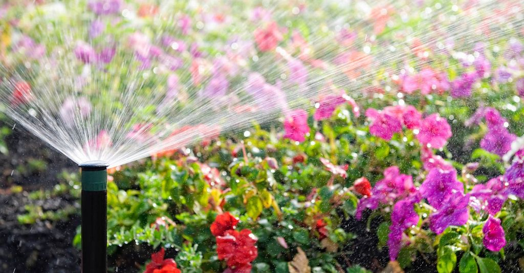 A sprinkler system repair professional in West Valley City, UT