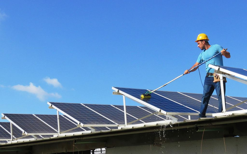 2020 Average Solar Panel Cleaning Cost