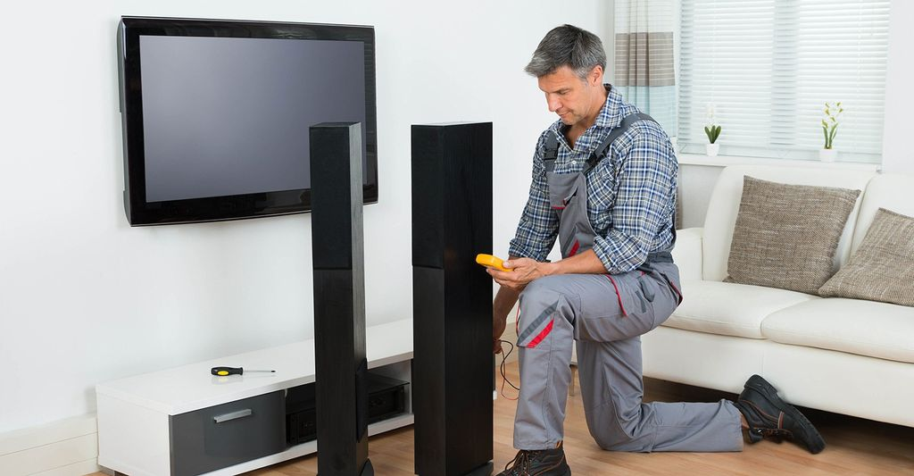 Find a surround sound system installer near you
