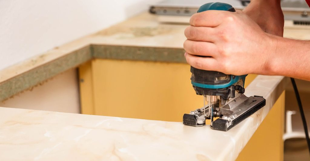 Find a granite countertop installer near South El Monte, CA