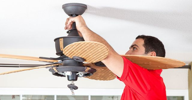 Ceiling Fan Repair Services